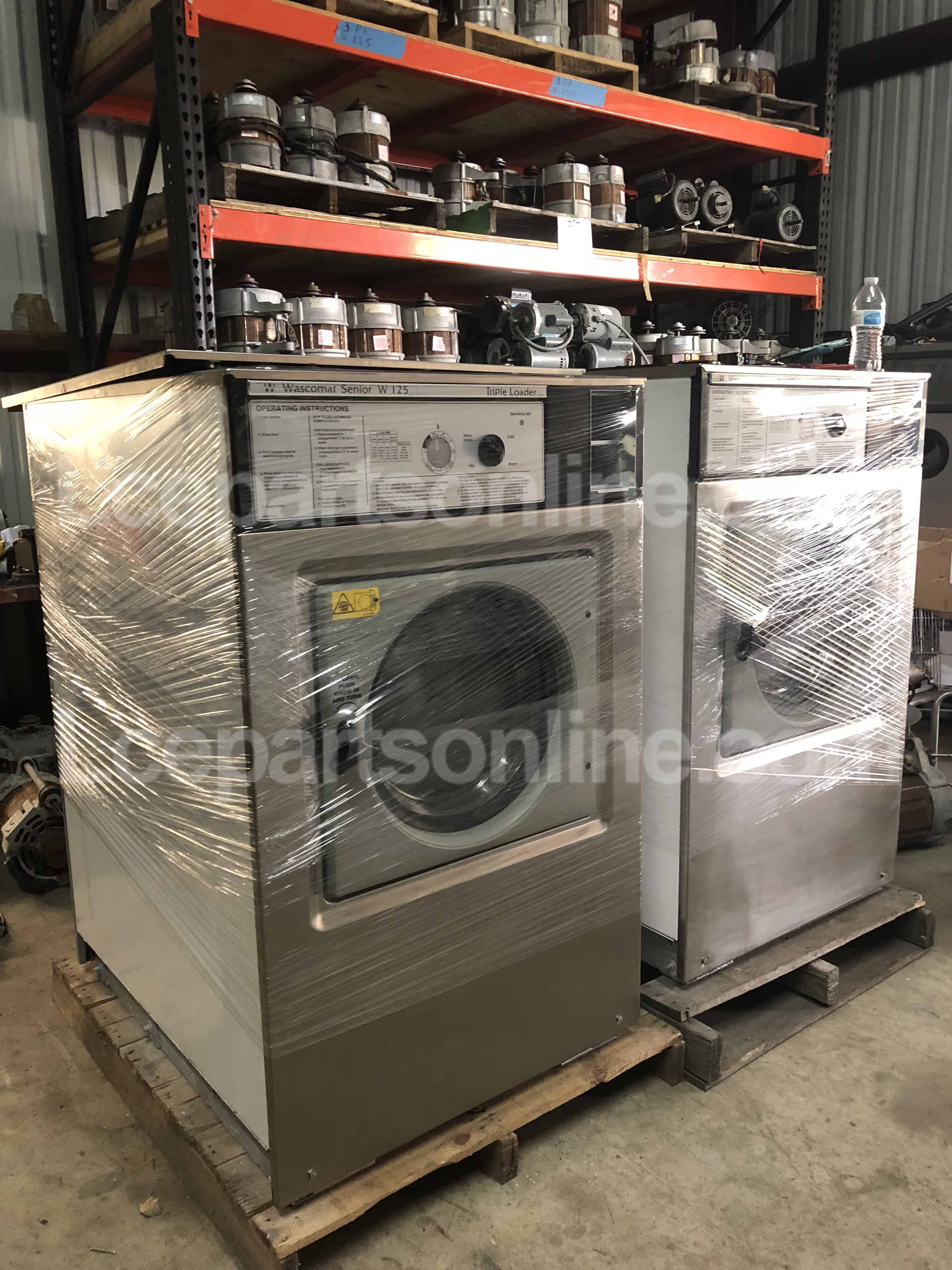 Refurbished Washers W620 W630 Lce Laundry Coin Equipment