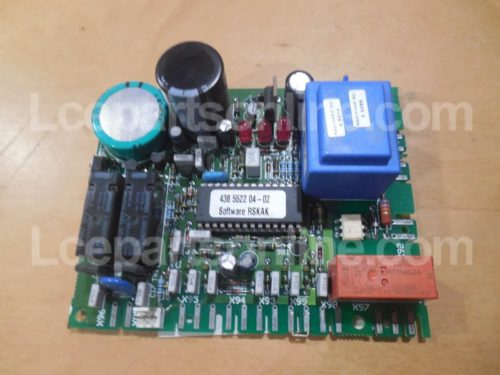 wascomat circuit board door lock 438552204